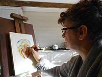 Artiste Patricia Mazzeo