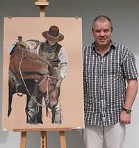 Pastel & Peinture Moser