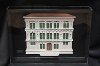 Hf-Architecture d'art Miniature