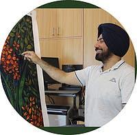 Gurdish Singh